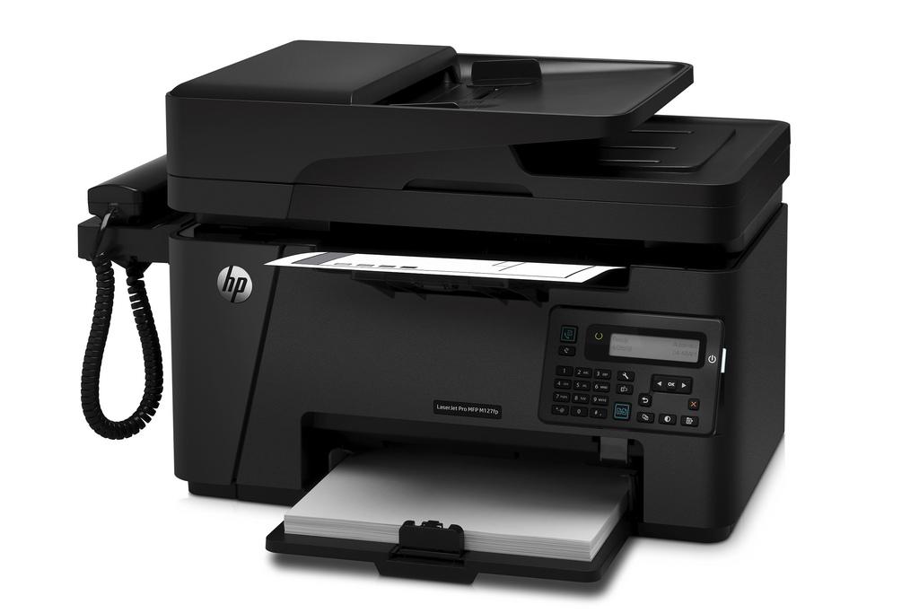 Принтер HP LaserJet Pro MFP M127fp