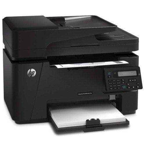 Принтер HP LaserJet Pro MFP M127fs