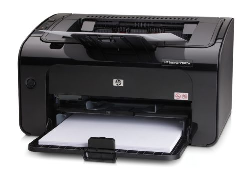 Принтер HP LaserJet Pro P1102w Printer