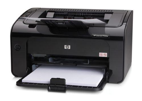 Принтер HP LaserJet Pro P1102w Printer