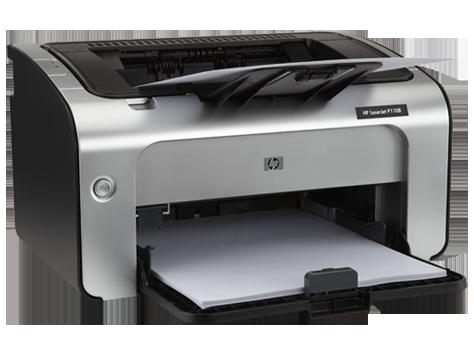 Принтер HP LaserJet Pro P1107w Printer