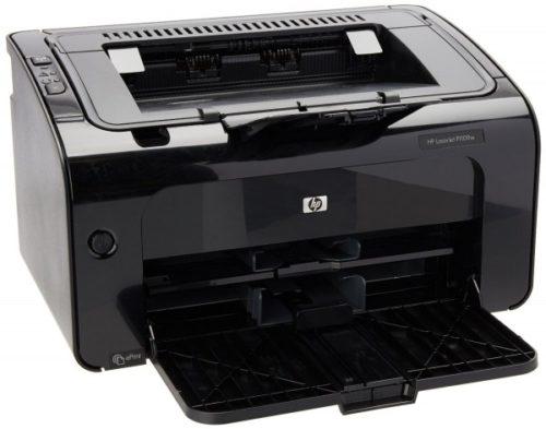 Принтер HP LaserJet Pro P1109w Printer
