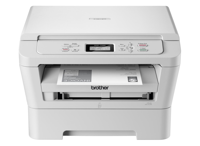 Принтер Brother DCP-7055