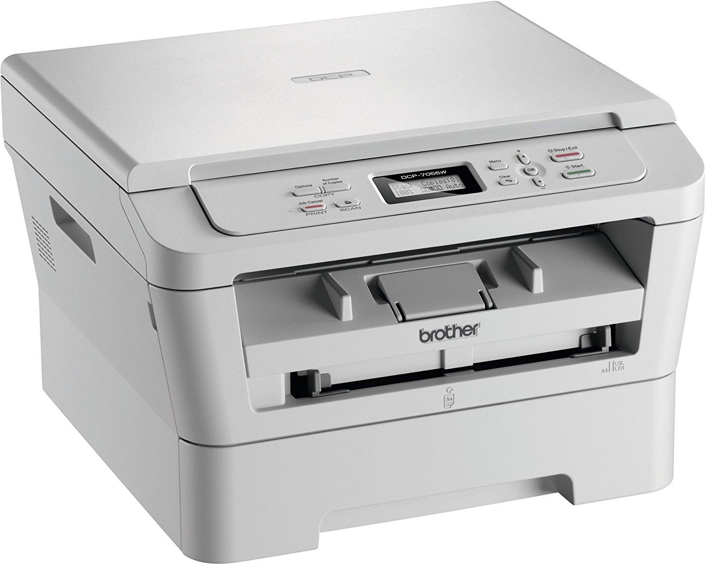 Принтер Brother DCP-7055W