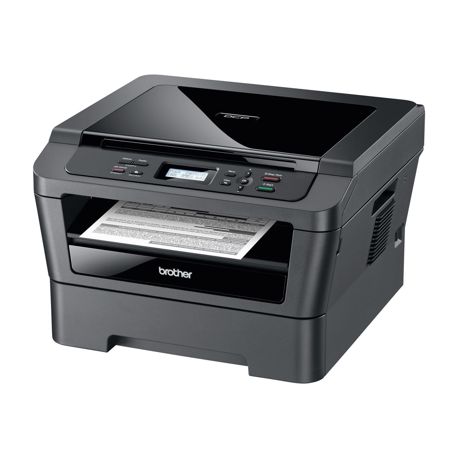 Принтер Brother DCP-7070DW