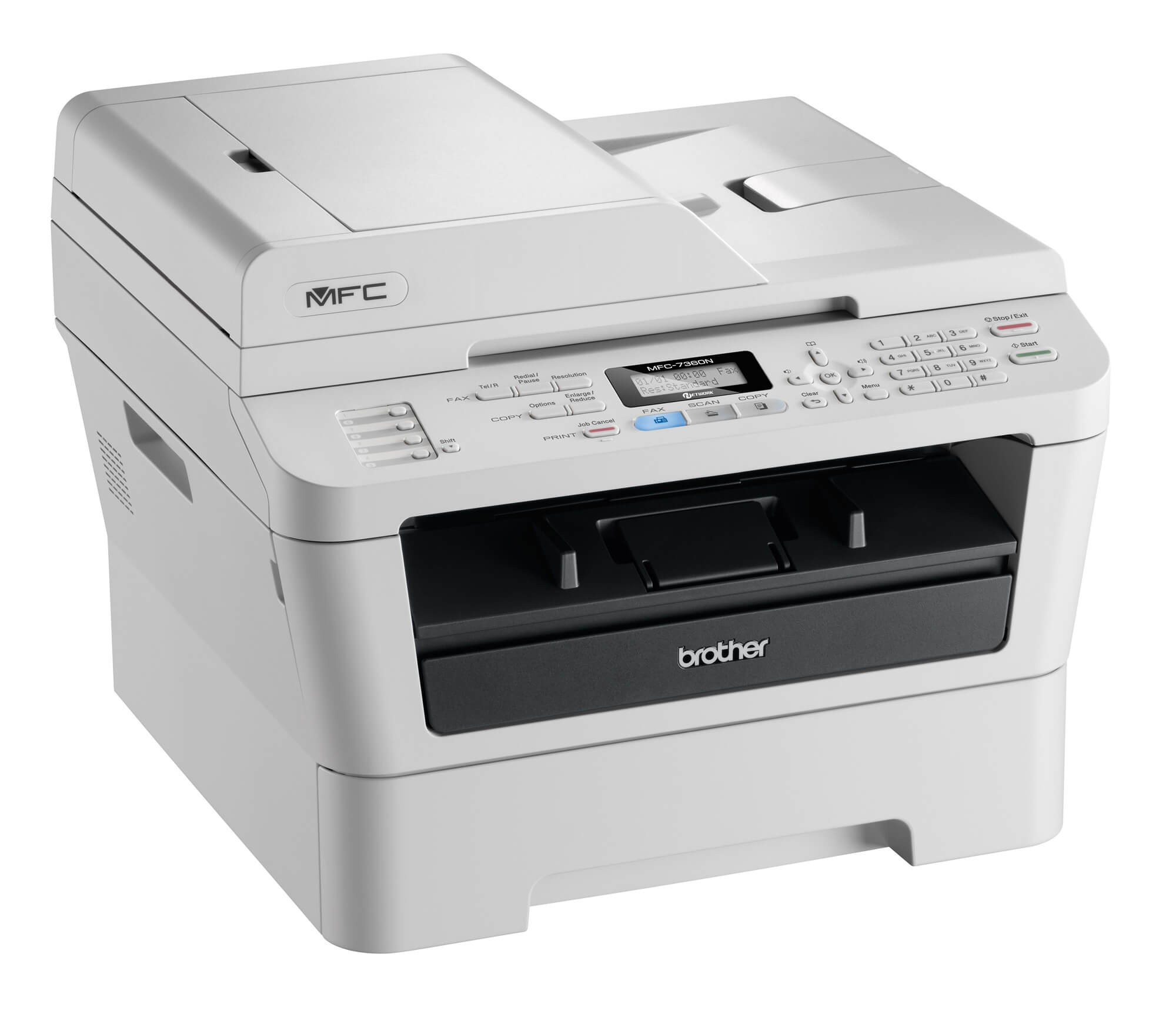 Принтер Brother MFC-7360N
