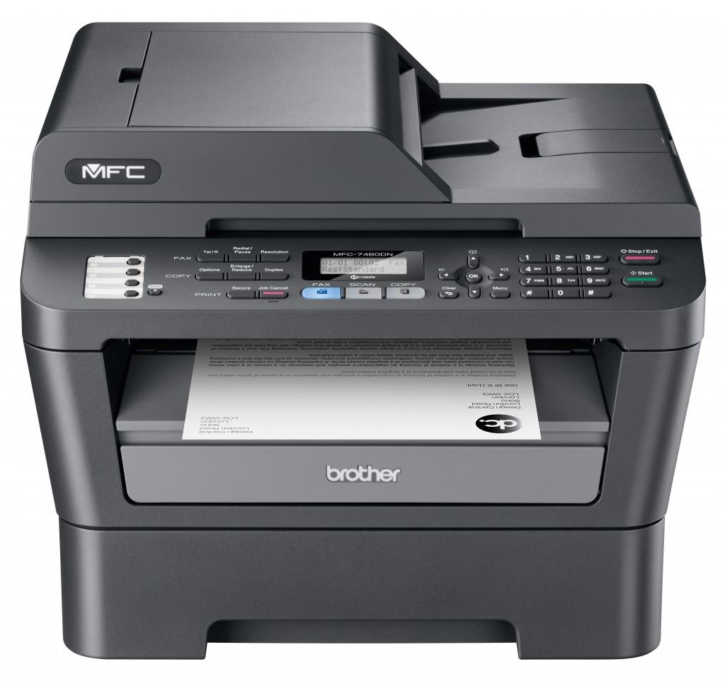 Принтер Brother MFC-7460DN