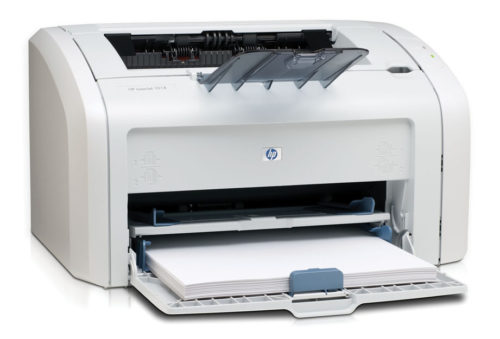 Принтер HP LaserJet 1018 Printer