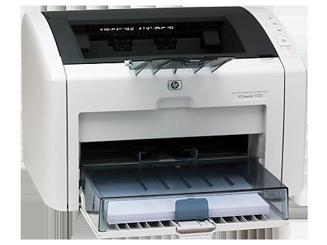 Принтер HP LaserJet 1022 Printer