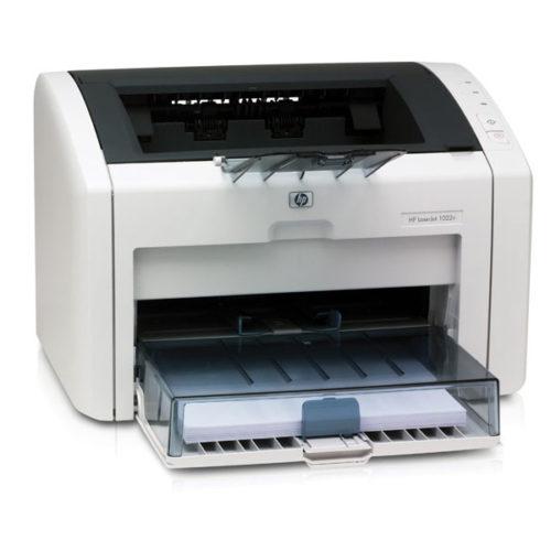 Принтер HP LaserJet 1022n Printer