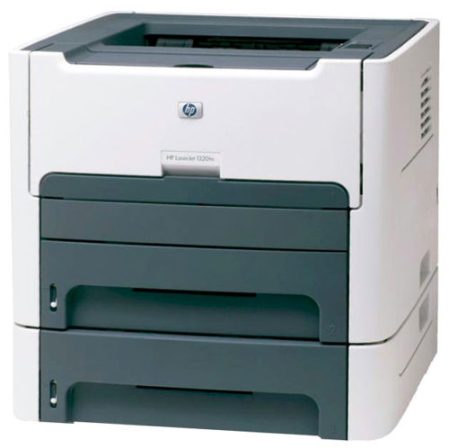 Принтер HP LaserJet 1320tn Printer