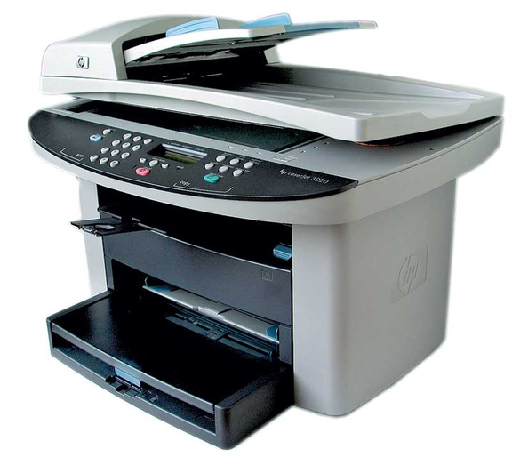 Принтер HP LaserJet 3020 All-in-One