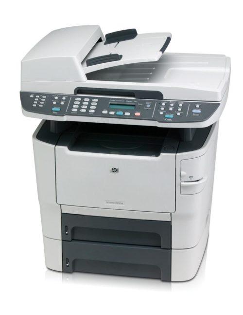 Принтер HP LaserJet M2727nfs Multifunction Printer