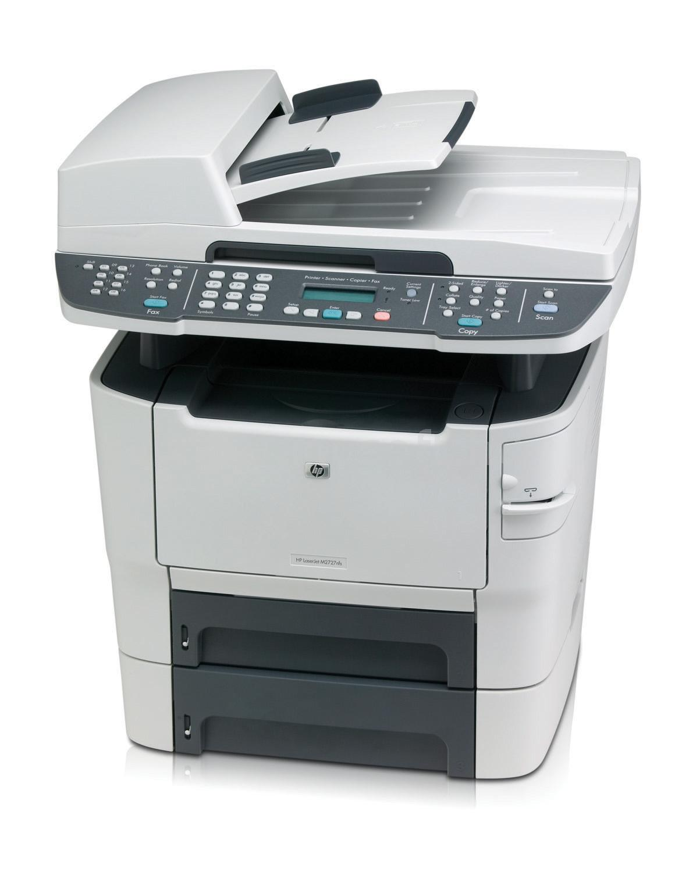 Принтер HP LaserJet M2727nfs Multifunction Printer