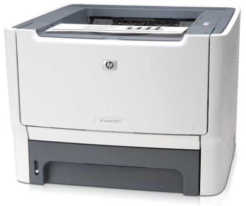 Принтер HP LaserJet P2015 Printer