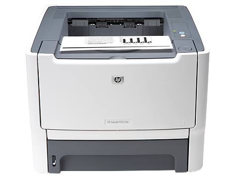 Принтер HP LaserJet P2015dn Printer