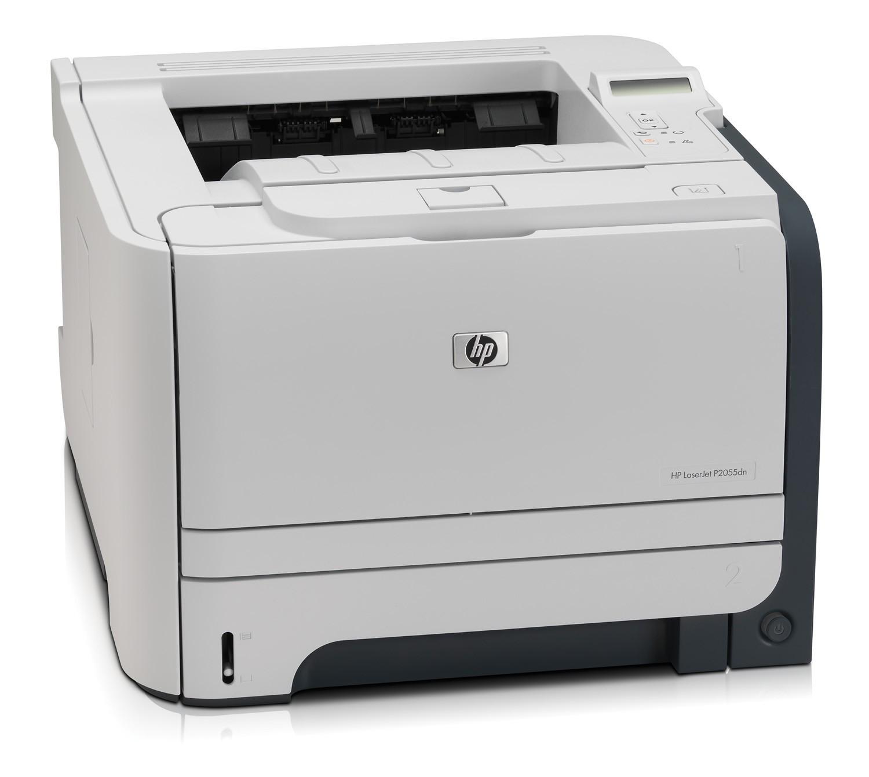 Принтер HP LaserJet P2055dn Printer