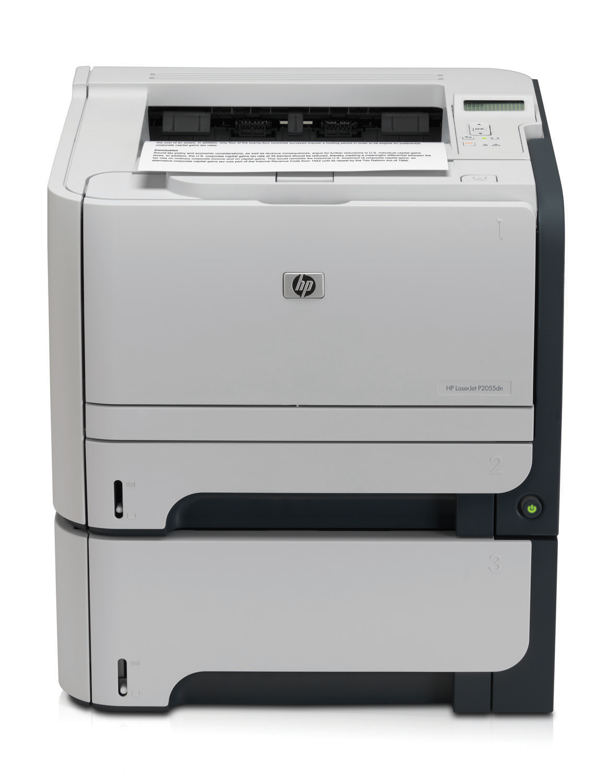 Принтер HP LaserJet P2055x Printer