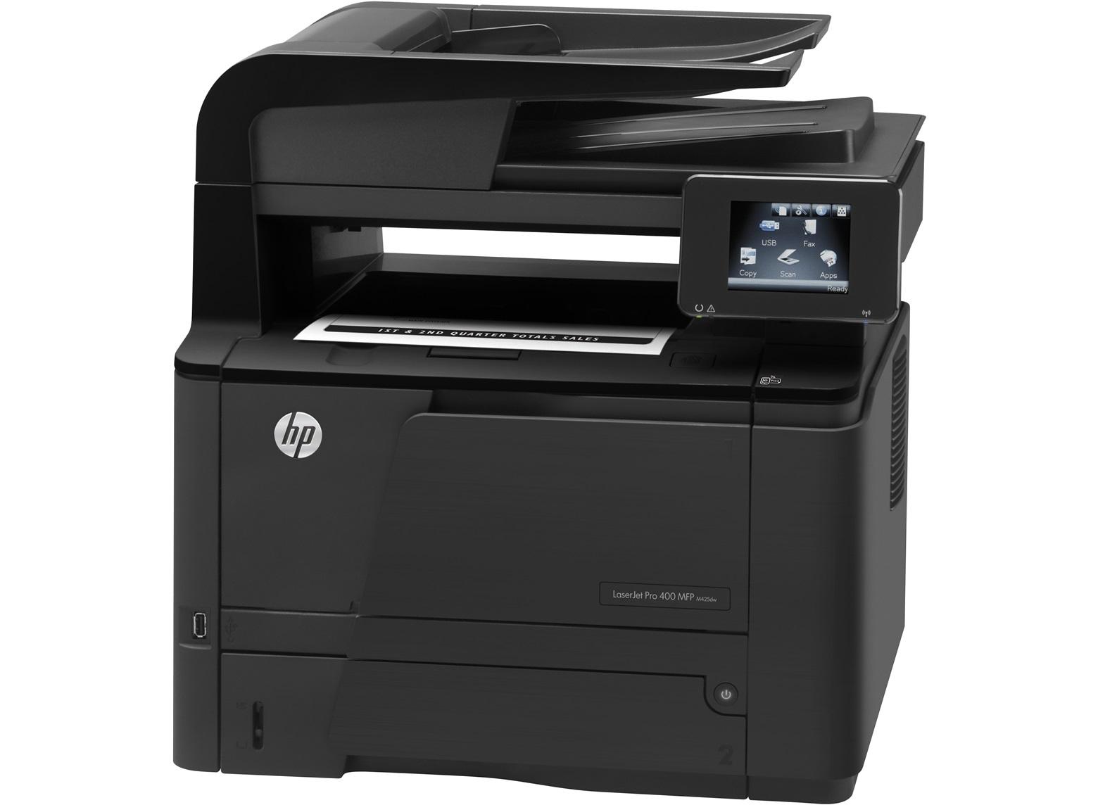 Принтер HP LaserJet Pro 400 MFP M425dw