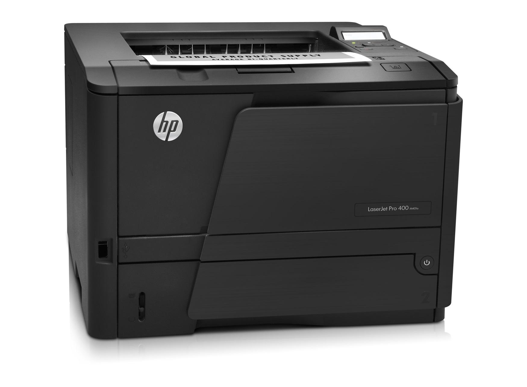 Принтер HP LaserJet Pro 400 Printer M401a