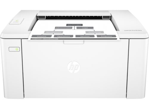 Принтер HP LaserJet Pro M102a Printer