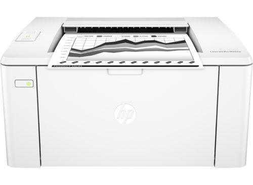 Принтер HP LaserJet Pro M102w Printer