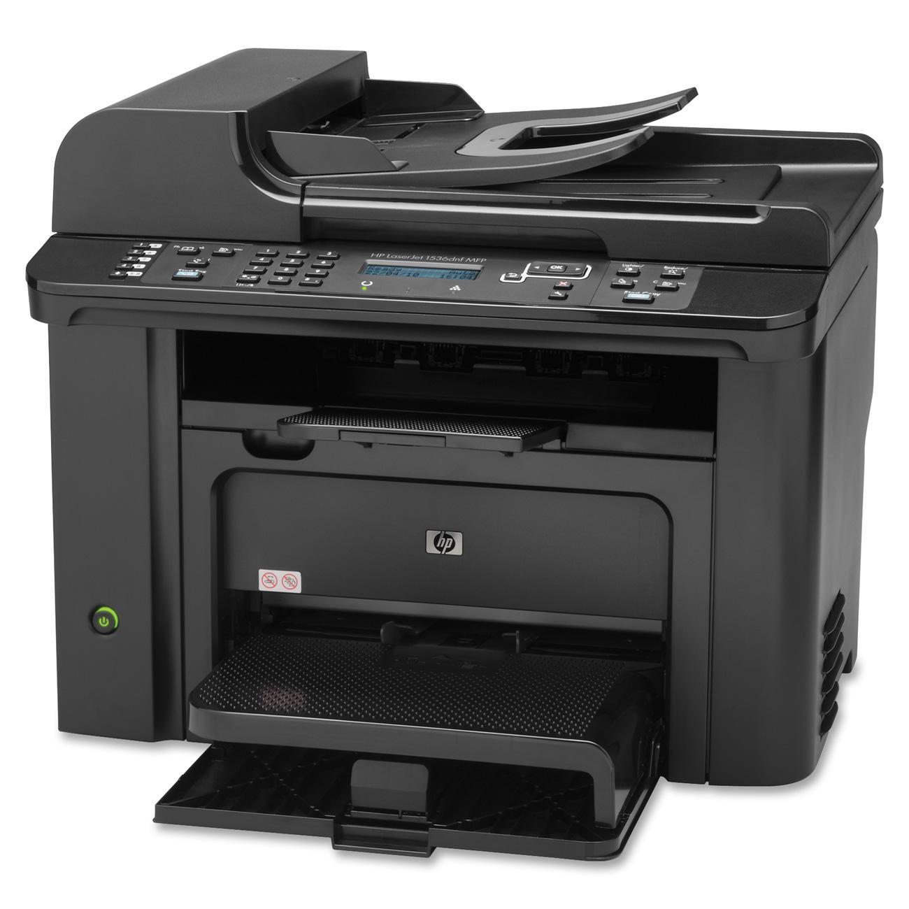 Принтер HP LaserJet Pro M1536dnf Multifunction Printer