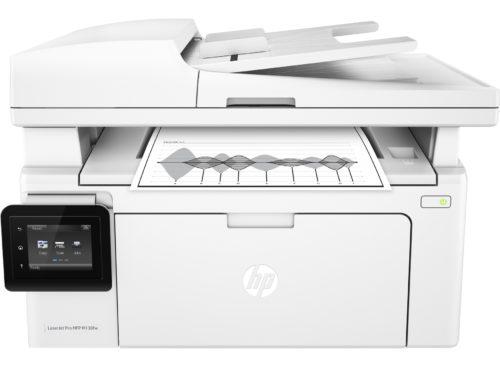 Принтер HP LaserJet Pro MFP M130fw
