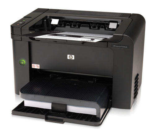 Принтер HP LaserJet Pro P1606dn Printer