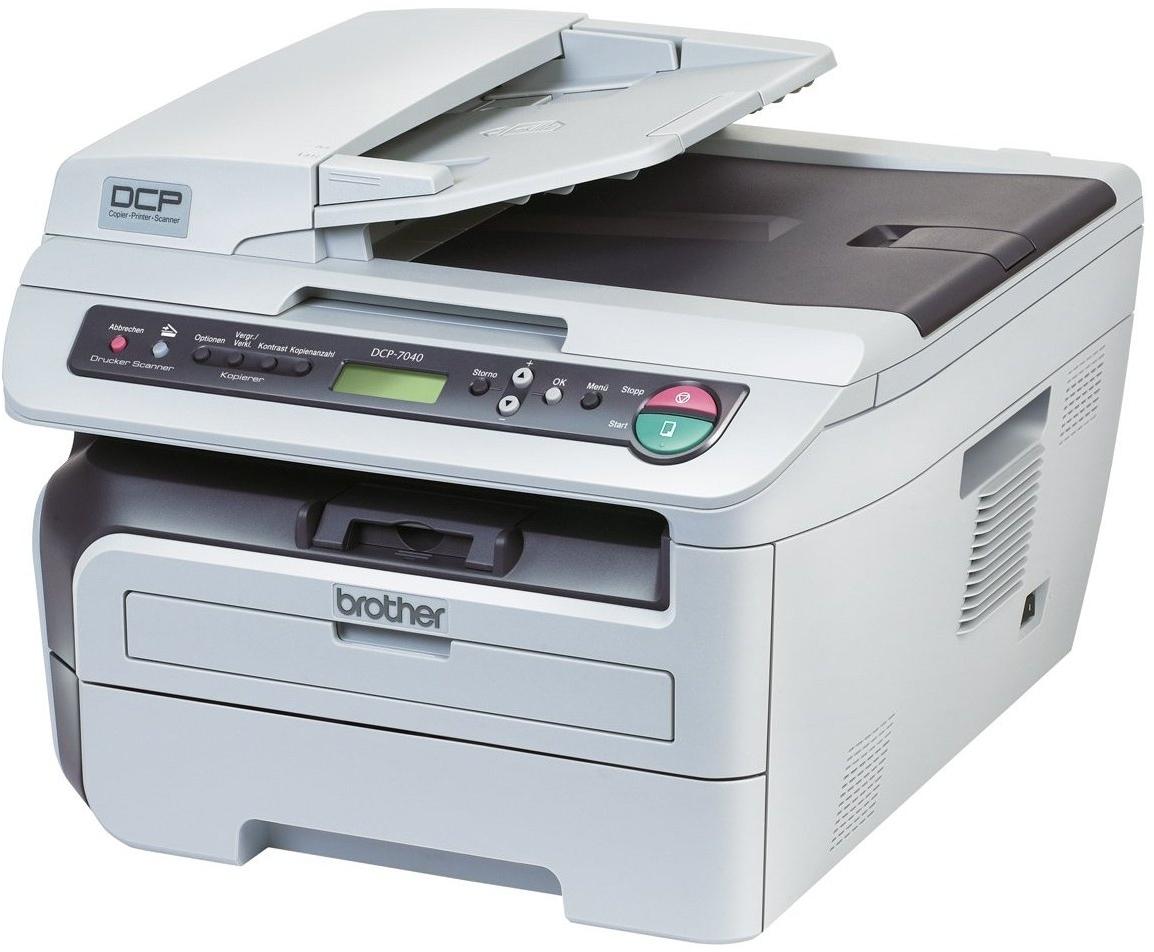 Принтер Brother DCP-7040