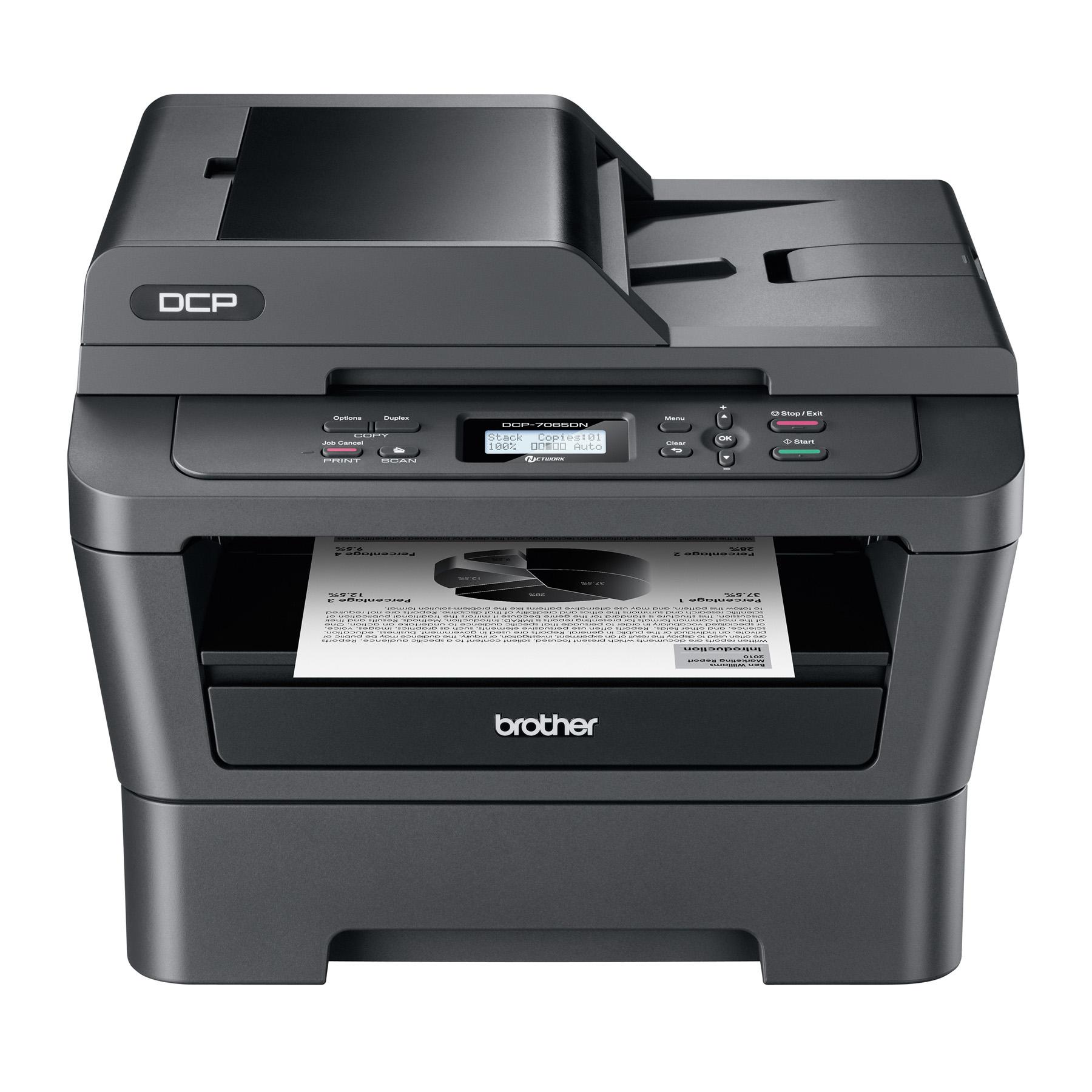 Принтер Brother DCP-7065DN