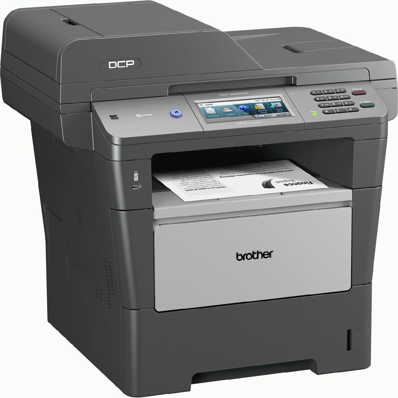 Принтер Brother DCP-8250DN