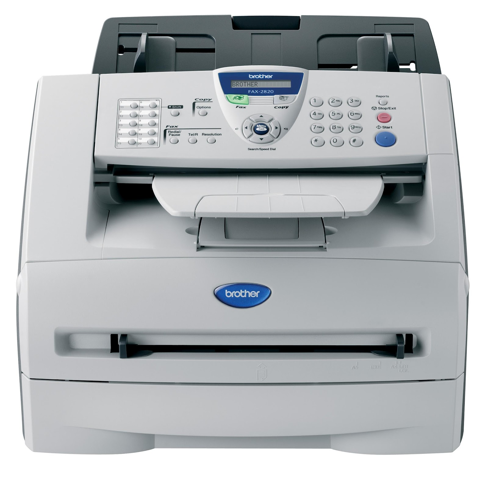 Принтер Brother FAX-2820