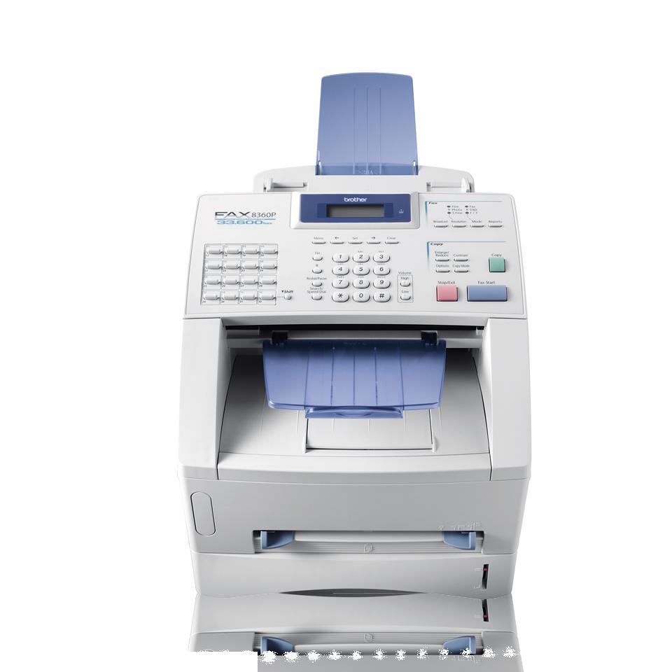 Принтер Brother FAX-8360P