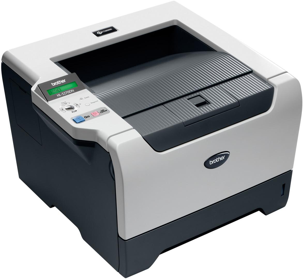 Принтер Brother HL-5270DN