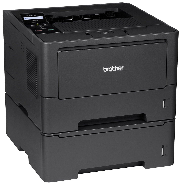 Принтер Brother HL-5470DWT