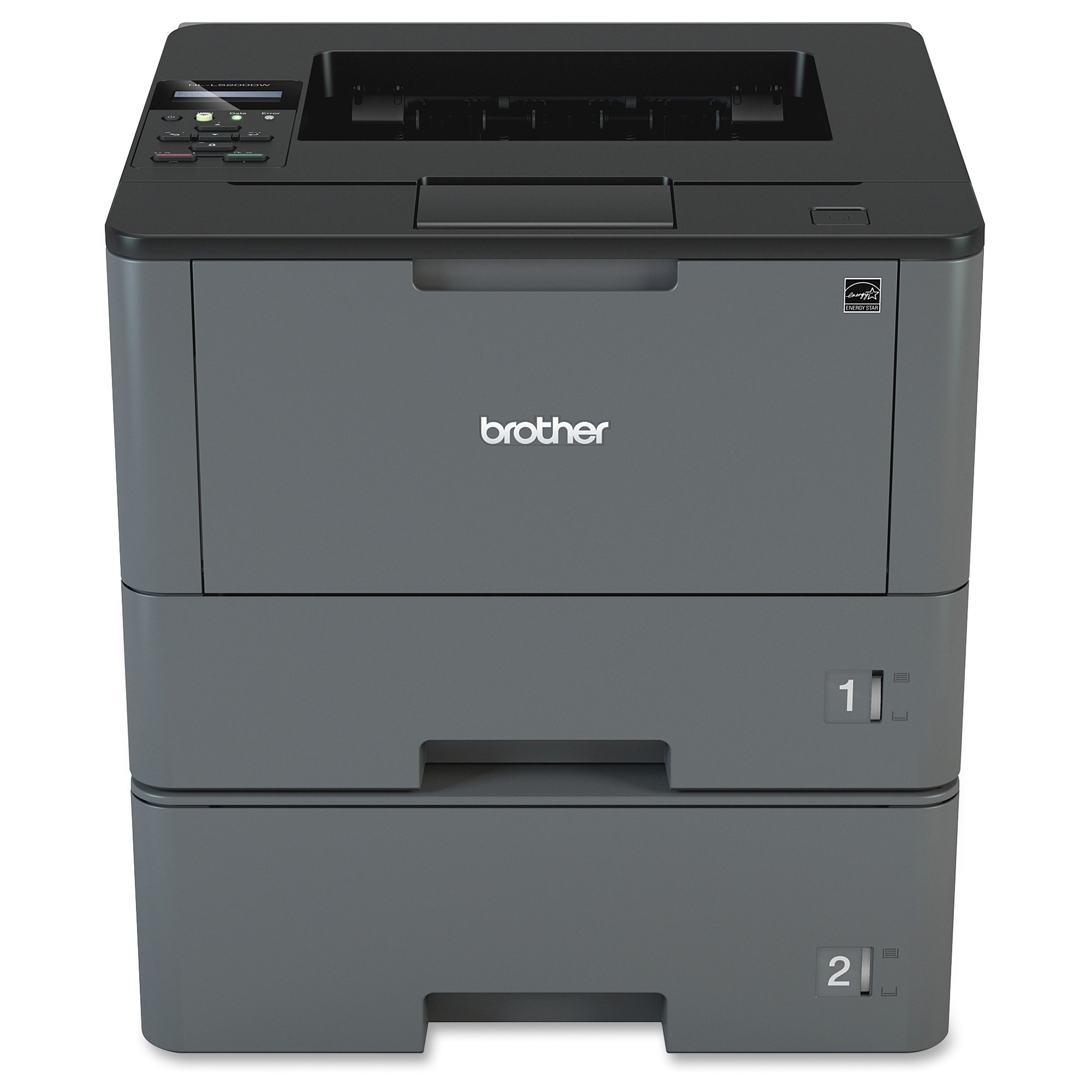 Принтер Brother HL-L5200DWT