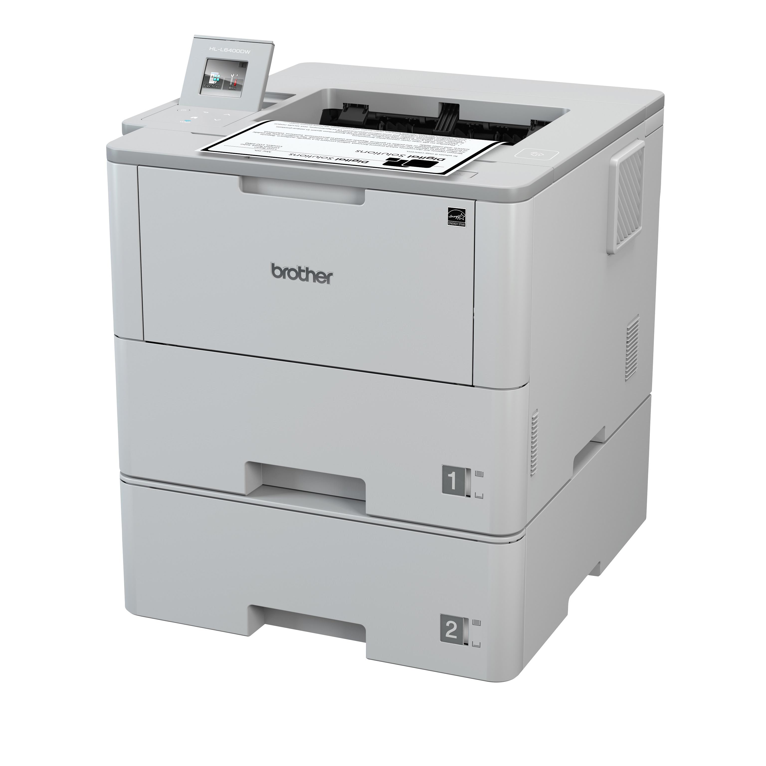 Принтер Brother HL-L6400DWT