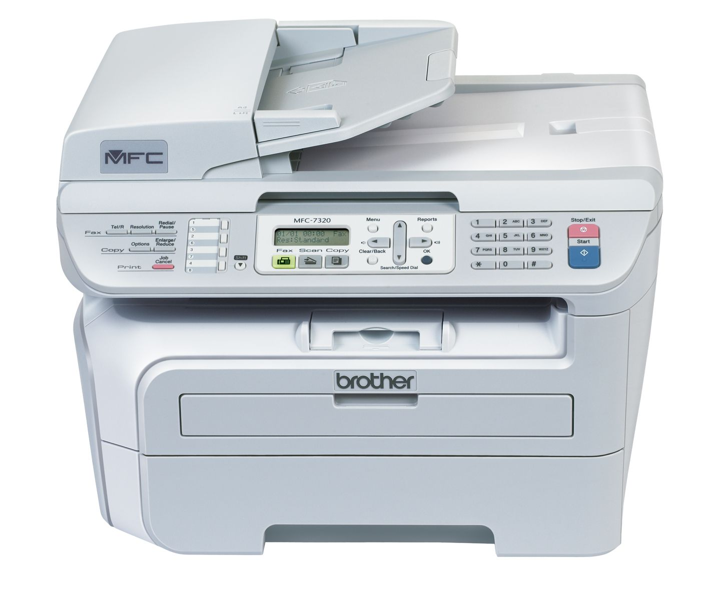 Принтер Brother MFC-7320