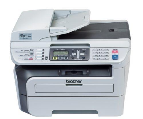 Принтер Brother MFC-7440N