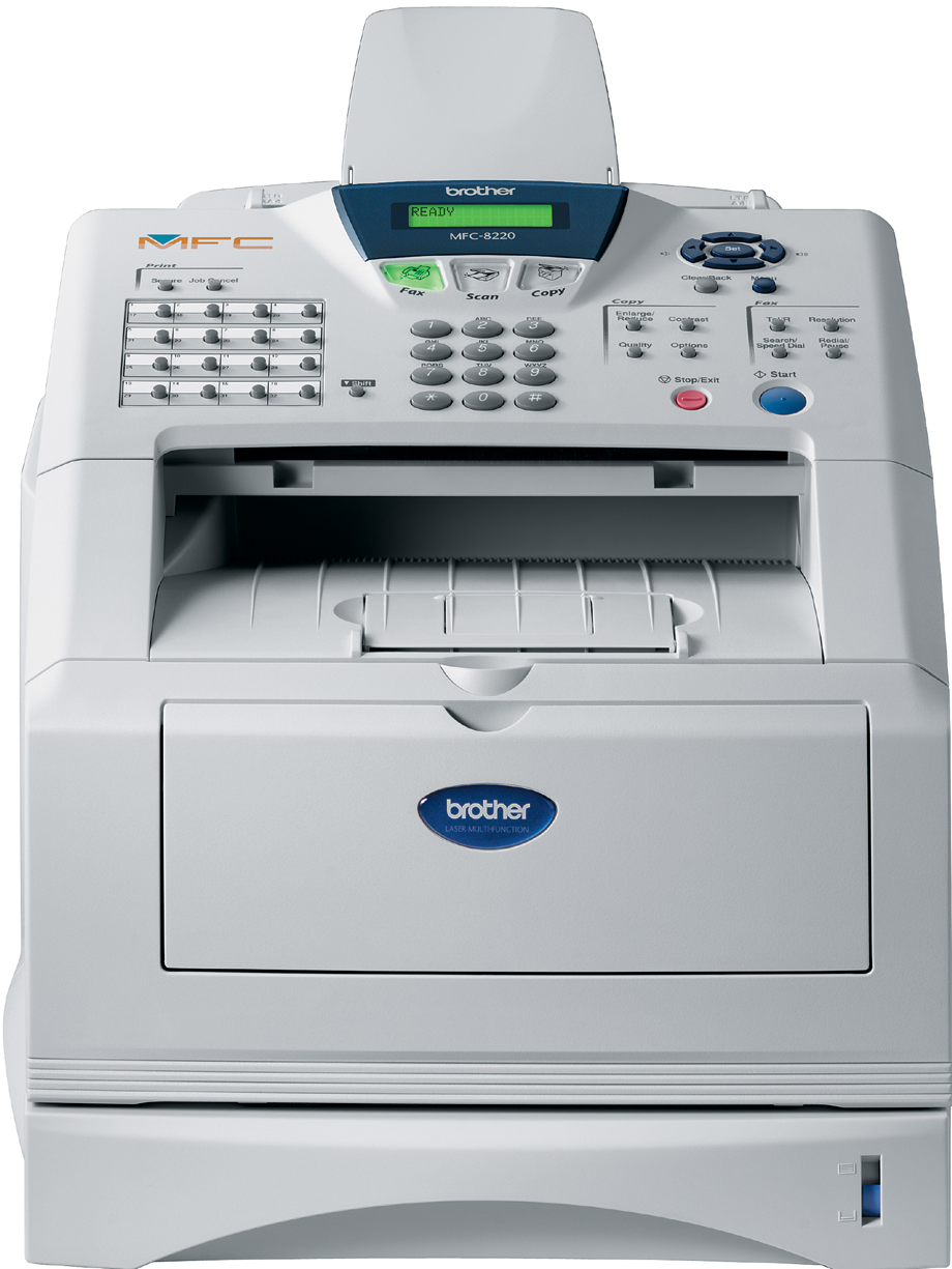 Принтер Brother MFC-8220
