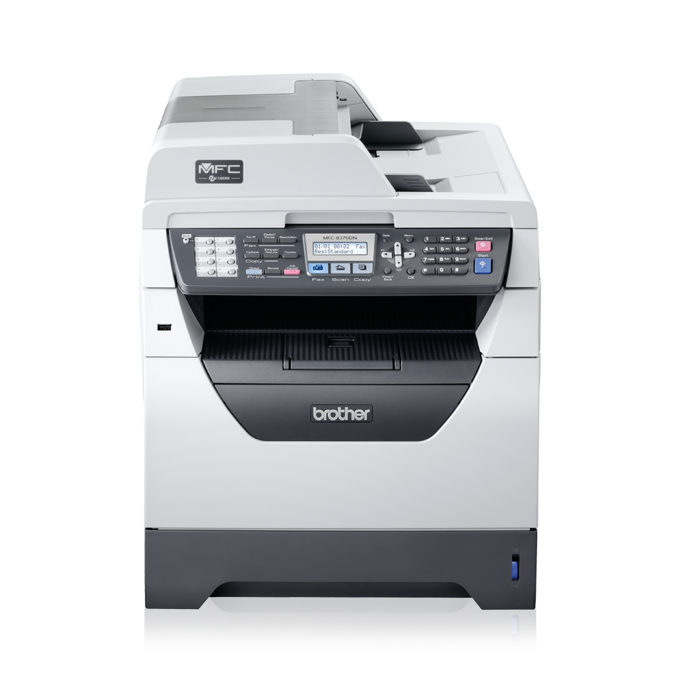 Принтер Brother MFC-8370DN