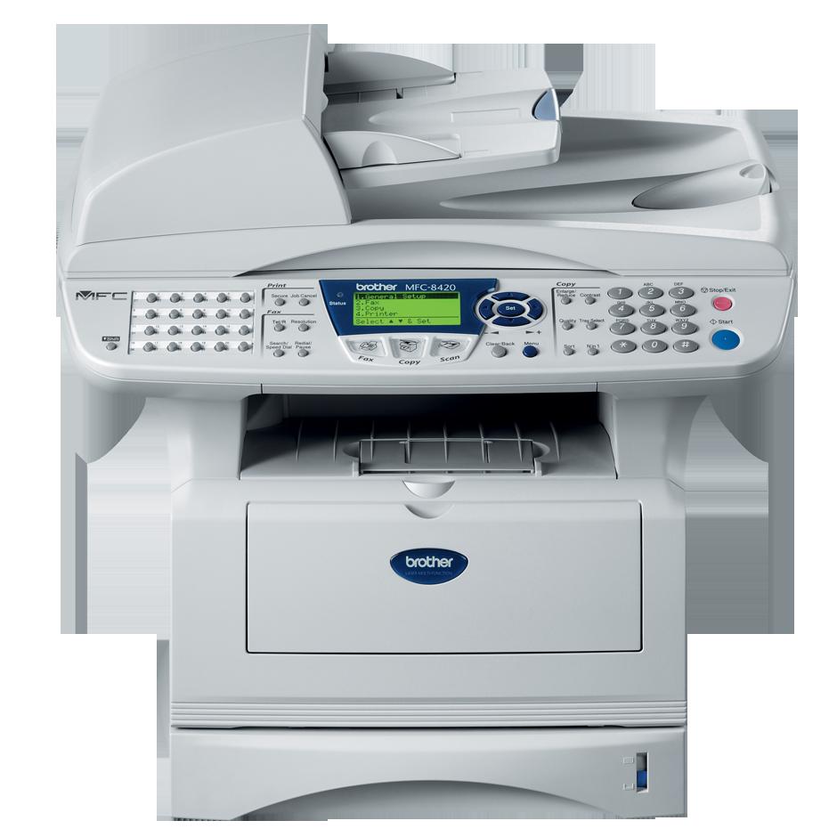 Принтер Brother MFC-8420