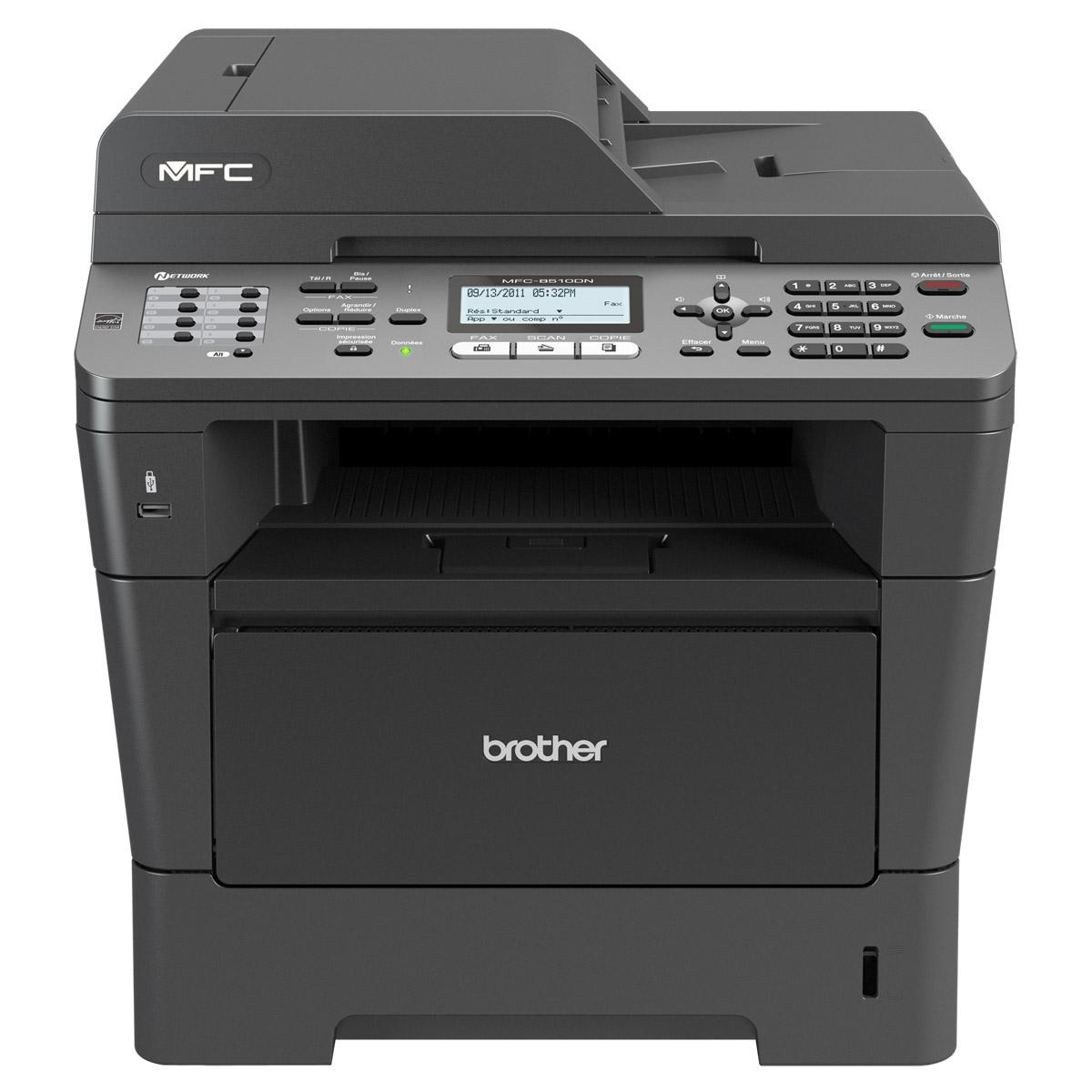 Принтер Brother MFC-8510DN