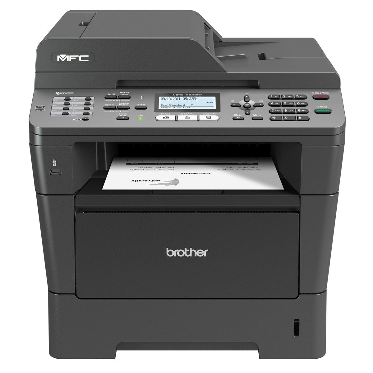 Принтер Brother MFC-8520DN