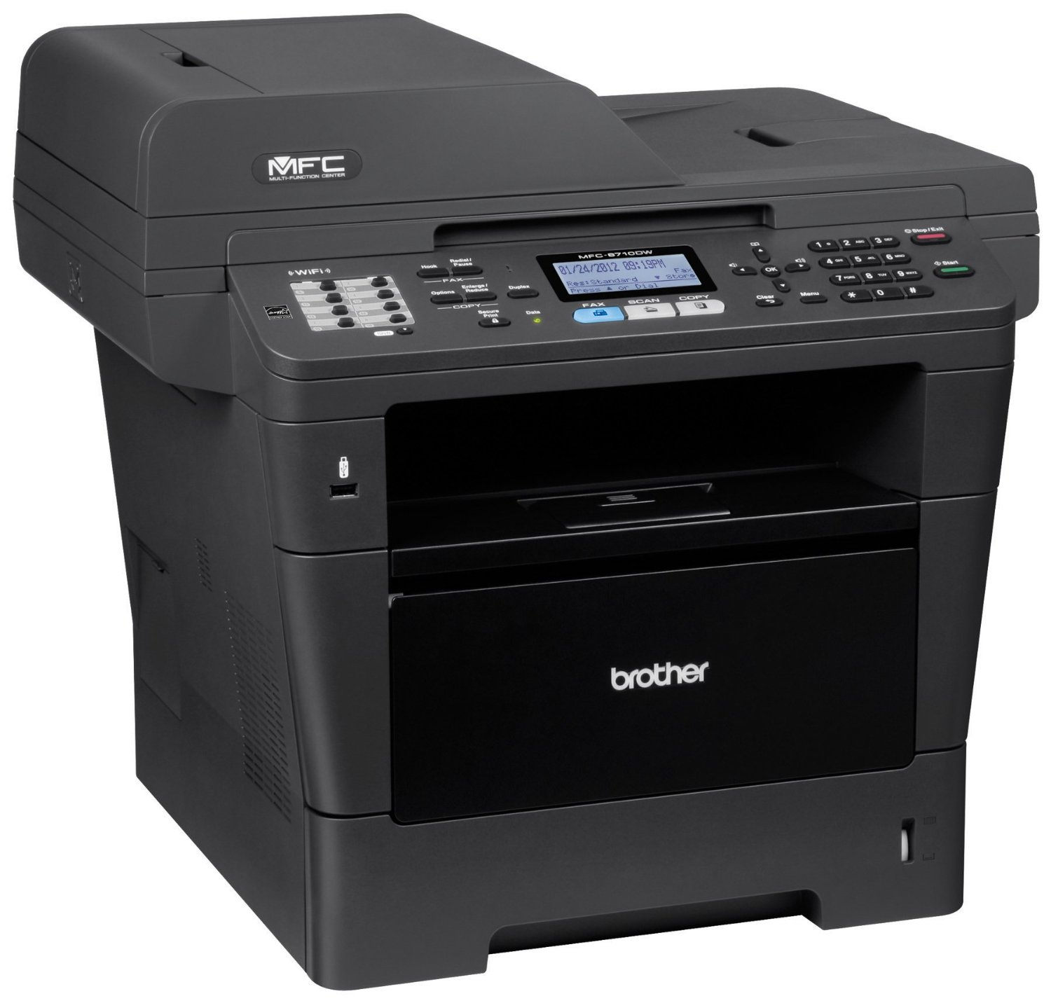 Driver for Brother MFC-8710DW Printer