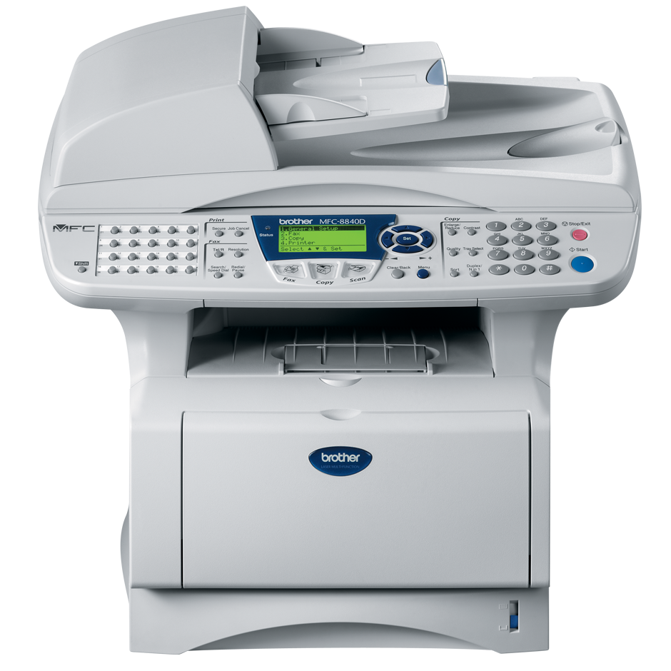 Принтер Brother MFC-8840D