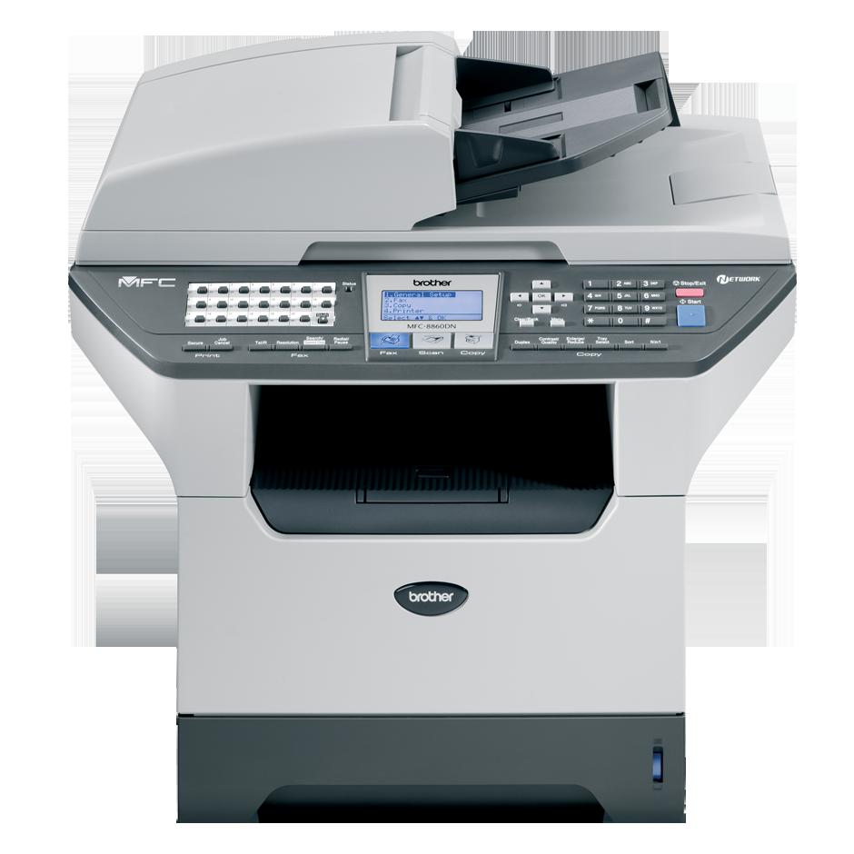Принтер Brother MFC-8860DN
