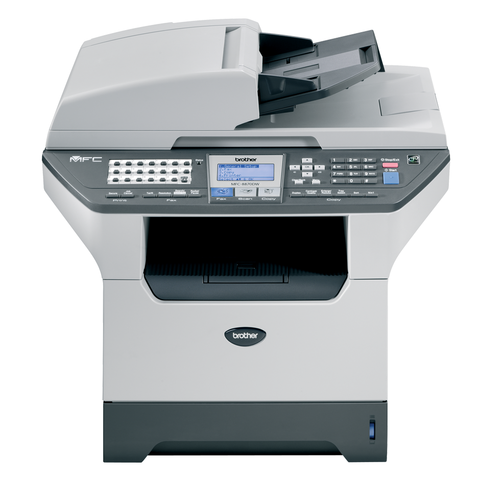 Принтер Brother MFC-8870DW