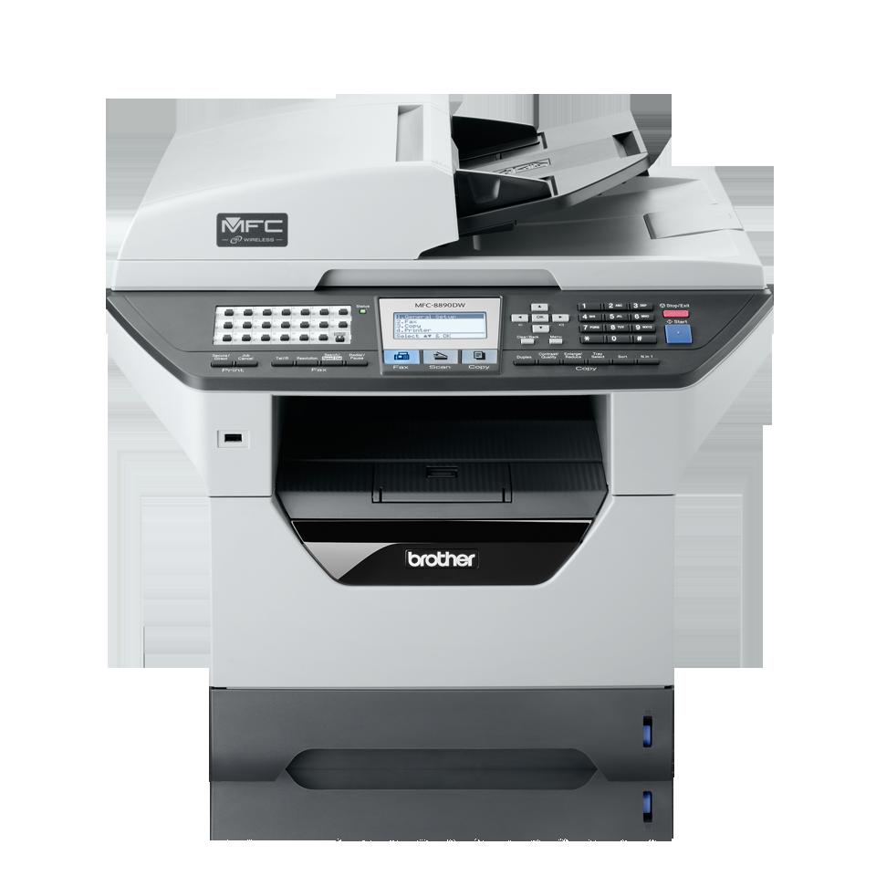 Принтер Brother MFC-8890DW